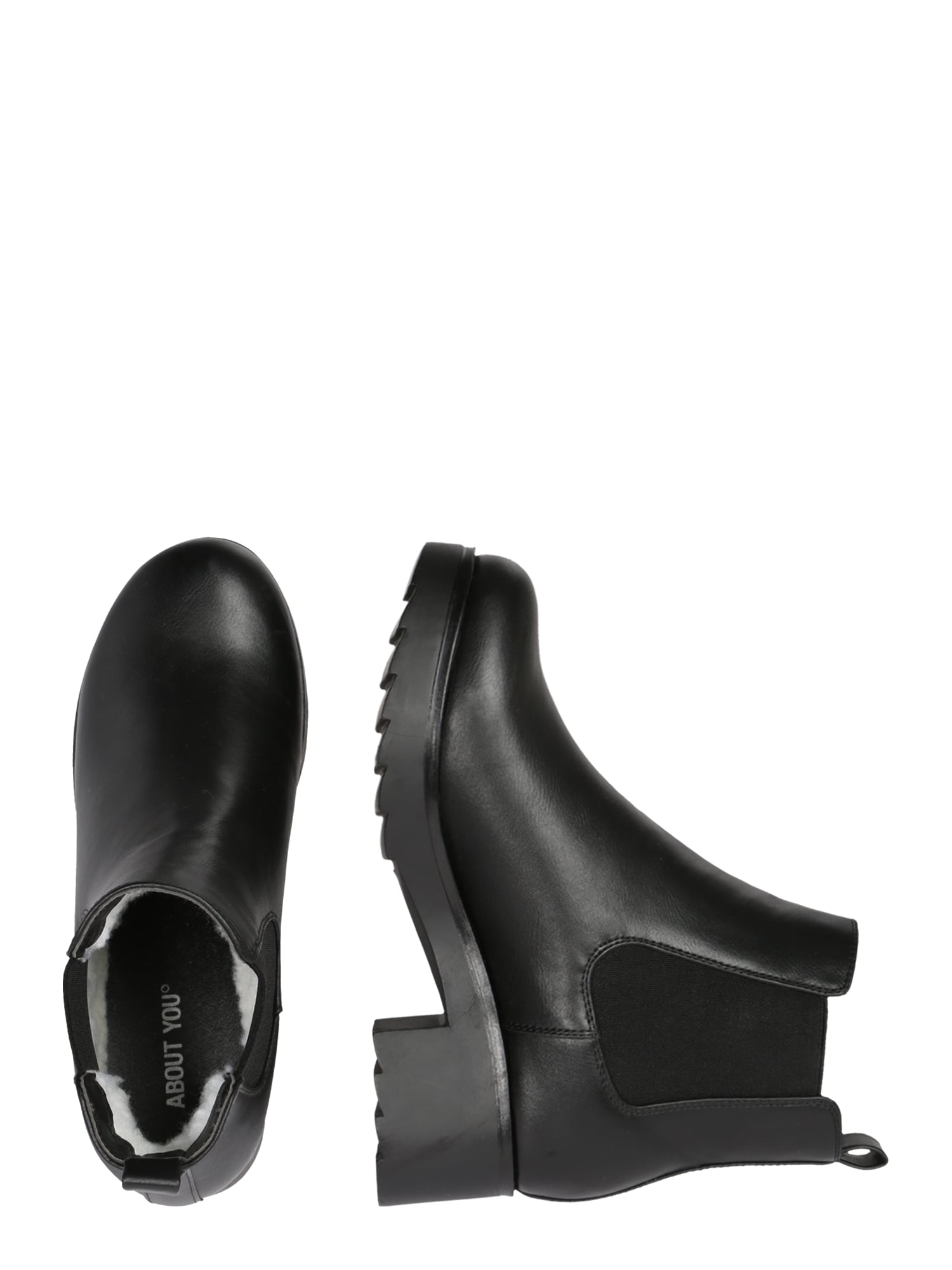 ABOUT YOU Chelsea boots 'Saphira'  svart