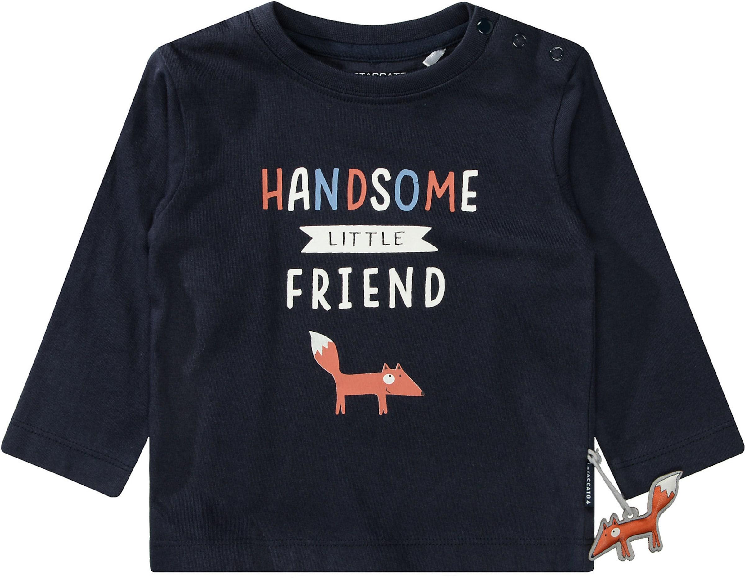 Jungen,  Kinder,  Kinder STACCATO Shirt blau, braun | 04333853660005