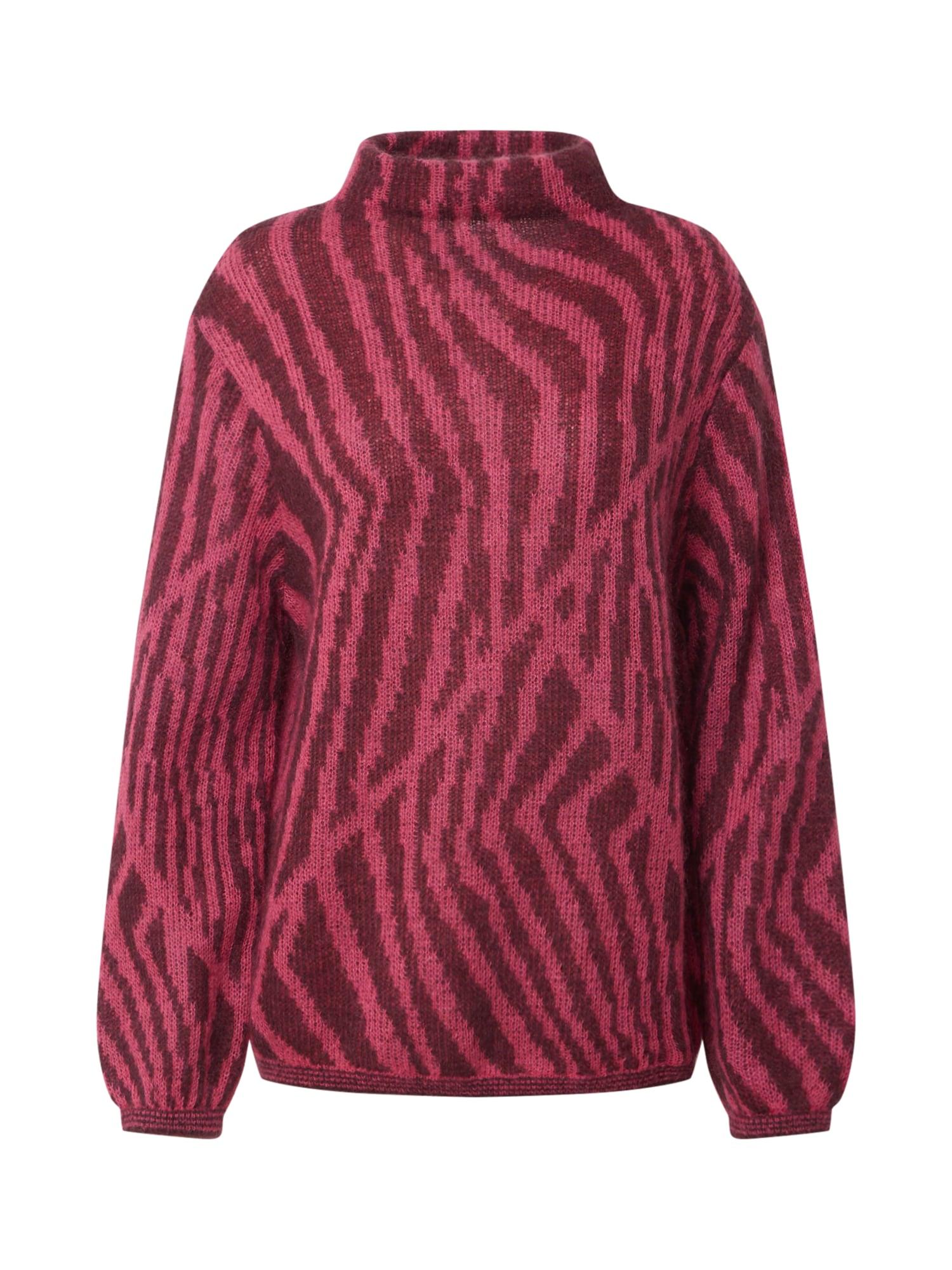 LAUREL Megztinis rožinė / pitajų spalva
