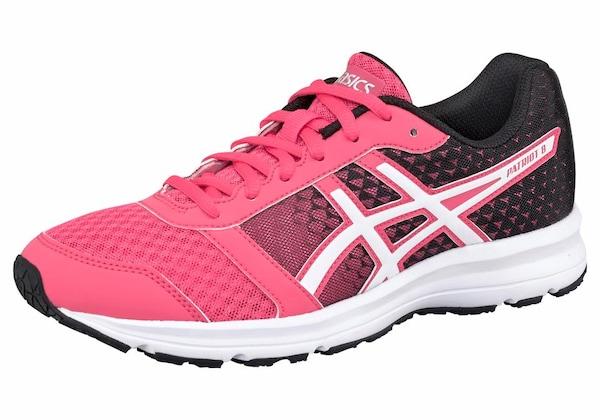 Sportschuhe für Frauen - ASICS Laufschuh 'PATRIOT 8' pink schwarz  - Onlineshop ABOUT YOU