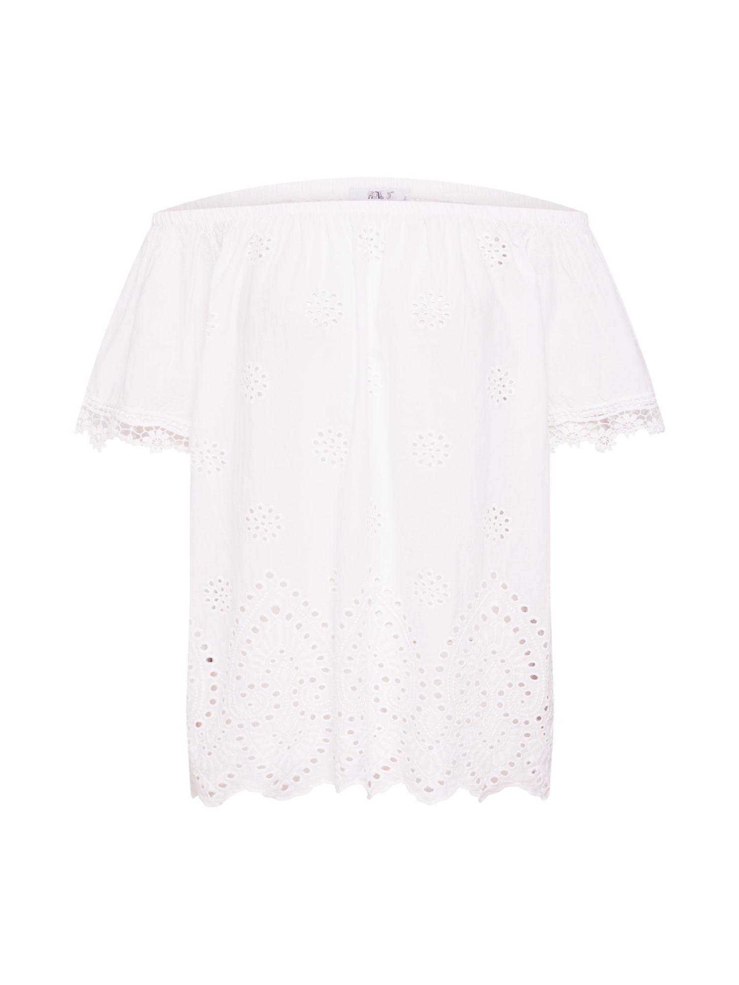 Tričko SS C TP Maisie bílá Hailys