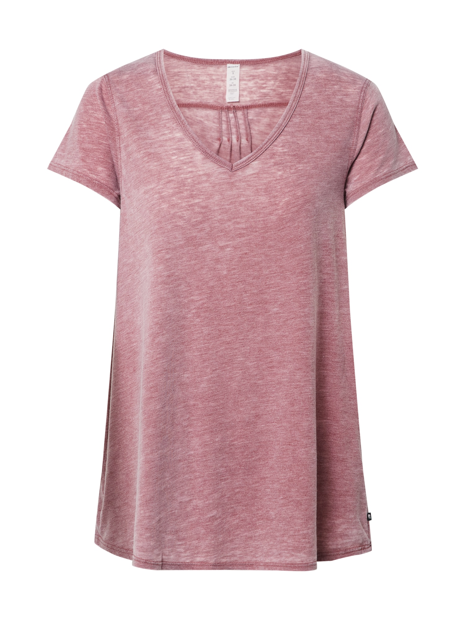 Marika Funkčné tričko 'MARCY TEE MARCY TEE'  vínovo červená
