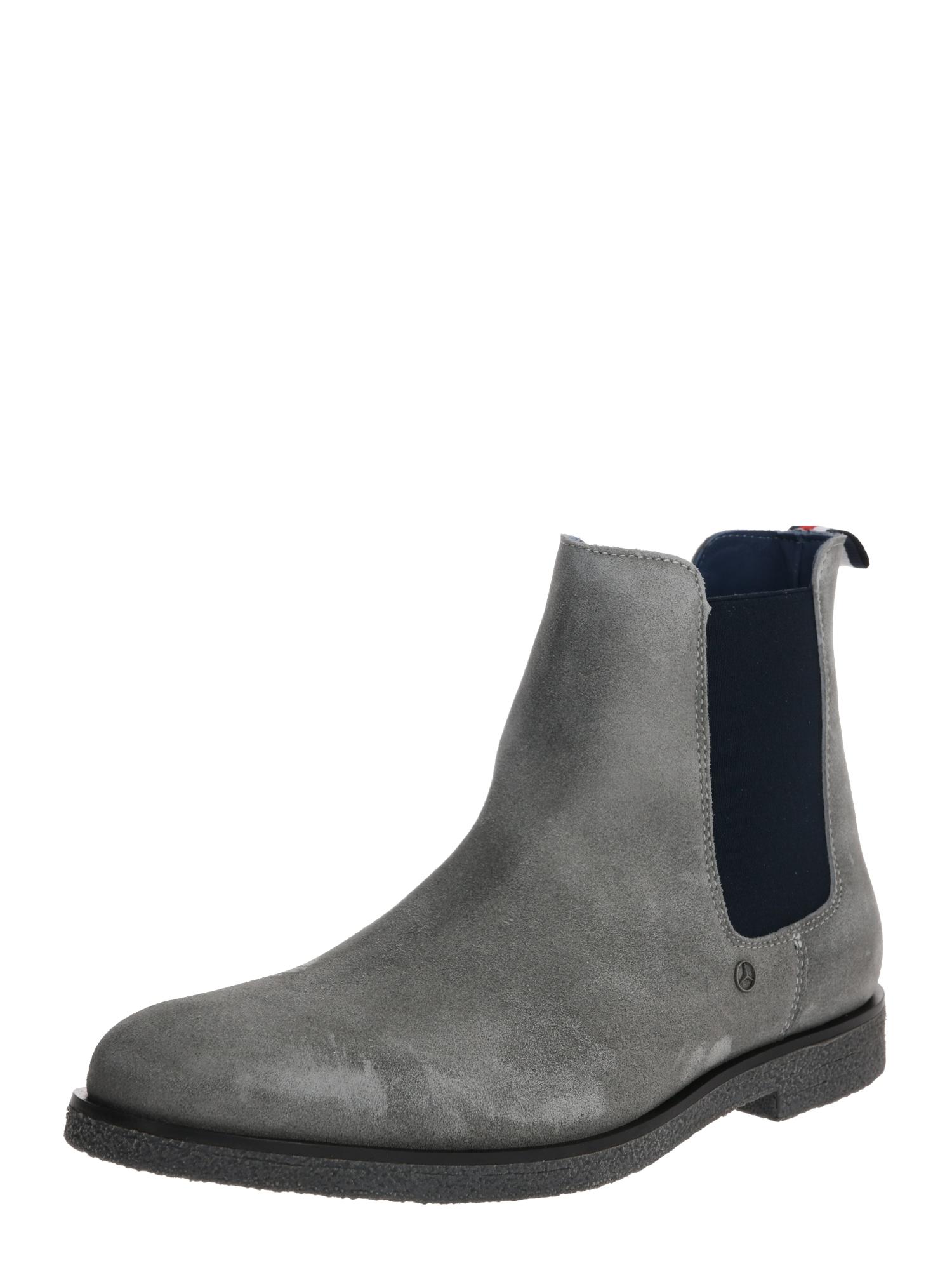 TOMMY HILFIGER Chelsea batai šviesiai pilka