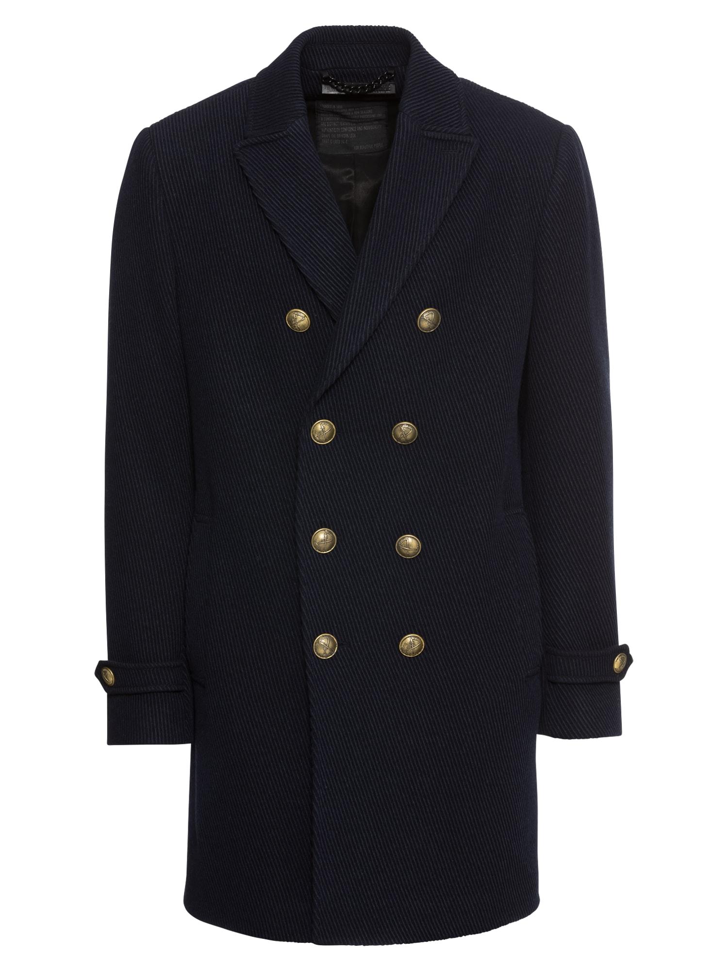 Přechodný kabát TORDEN tmavě modrá DRYKORN