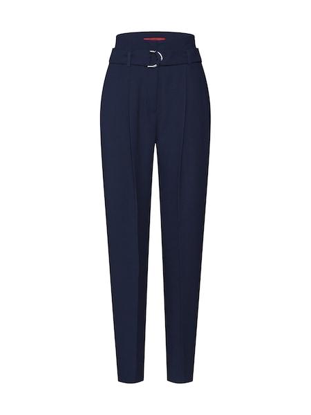 Hosen für Frauen - Hose 'Hosalia' › HUGO › blau  - Onlineshop ABOUT YOU