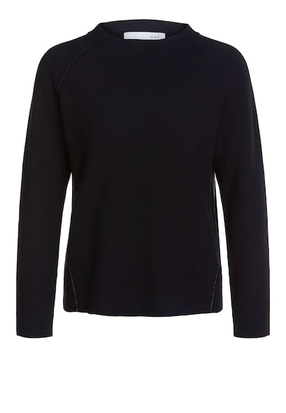 Oberteile - Pullover › Oui › schwarz  - Onlineshop ABOUT YOU