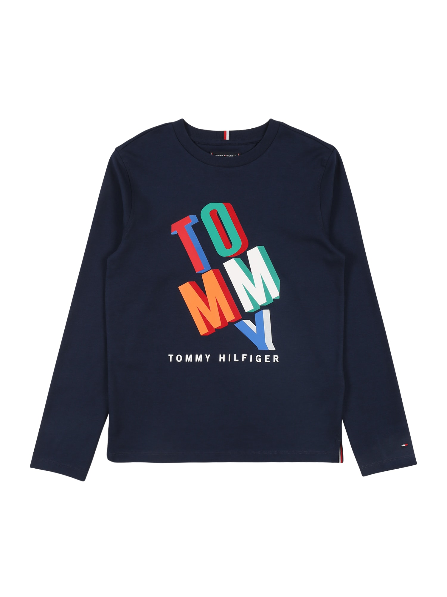TOMMY HILFIGER Tričko  noční modrá