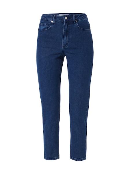 Hosen für Frauen - EDITED Jeans 'Tiara' blue denim  - Onlineshop ABOUT YOU