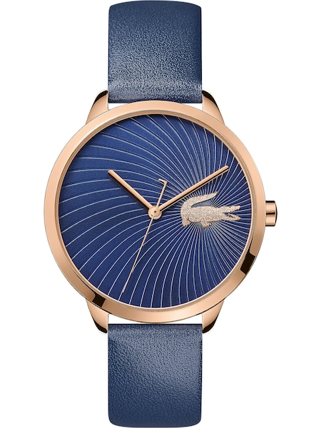 Uhren für Frauen - LACOSTE Uhr 'Lexi 2001058' blau gold  - Onlineshop ABOUT YOU