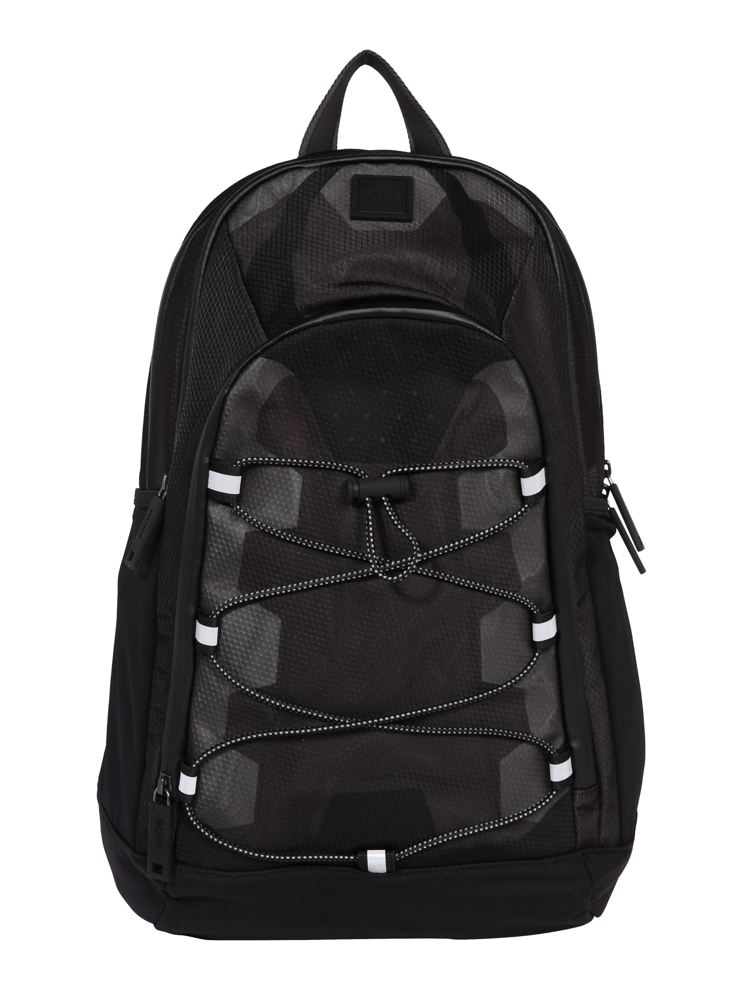 BOSS Batoh 'Pilot_Backpack'  čierna