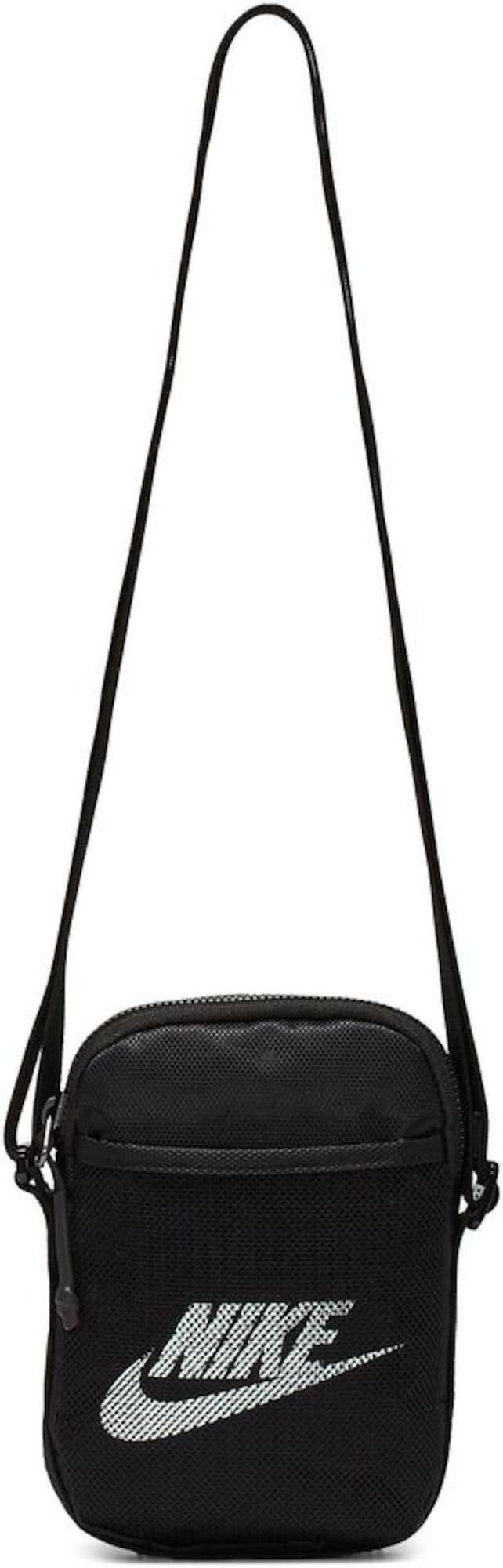 Nike Sportswear Taška cez rameno  biela / čierna
