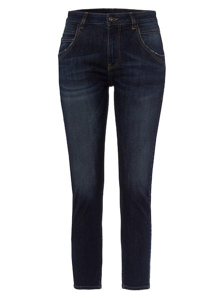 Hosen - Jeans 'Tanya' › cross jeans › dunkelblau  - Onlineshop ABOUT YOU