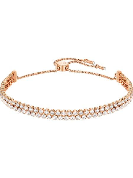 Armbaender für Frauen - Swarovski Armband 'Subtle 5224182' rosegold  - Onlineshop ABOUT YOU