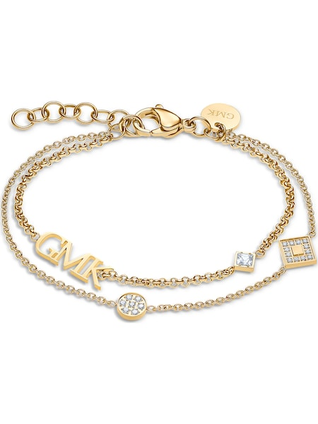 Armbaender - Armband › GMK Collection › gold transparent  - Onlineshop ABOUT YOU