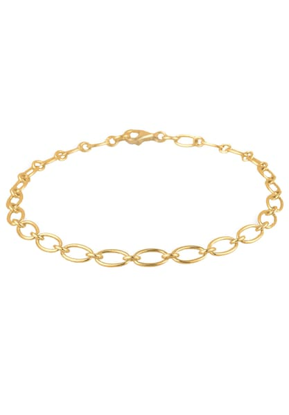 Armbaender für Frauen - ELLI Armband 'Charmträger' gold  - Onlineshop ABOUT YOU