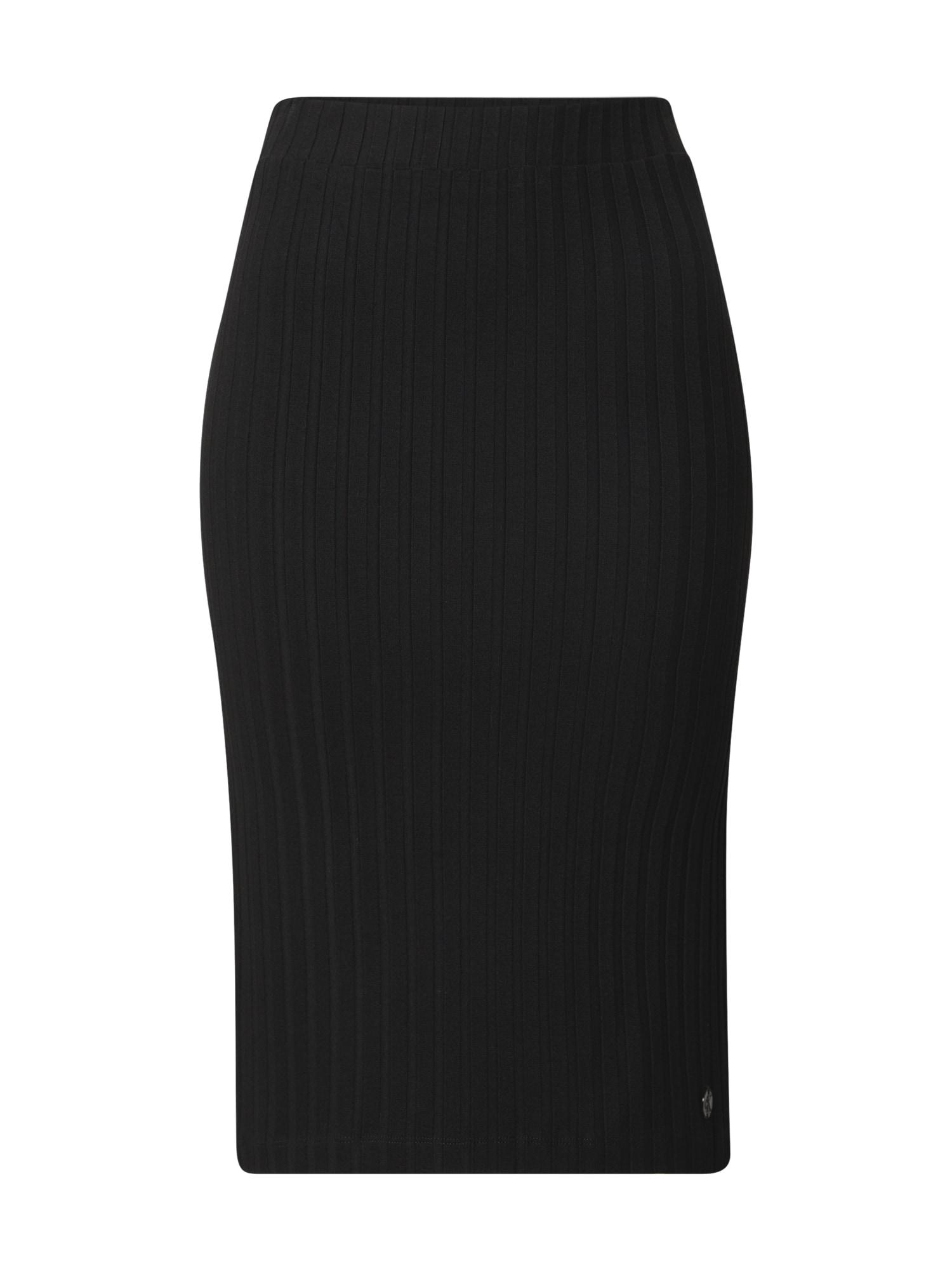 Calvin Klein Jeans Sijonas juoda