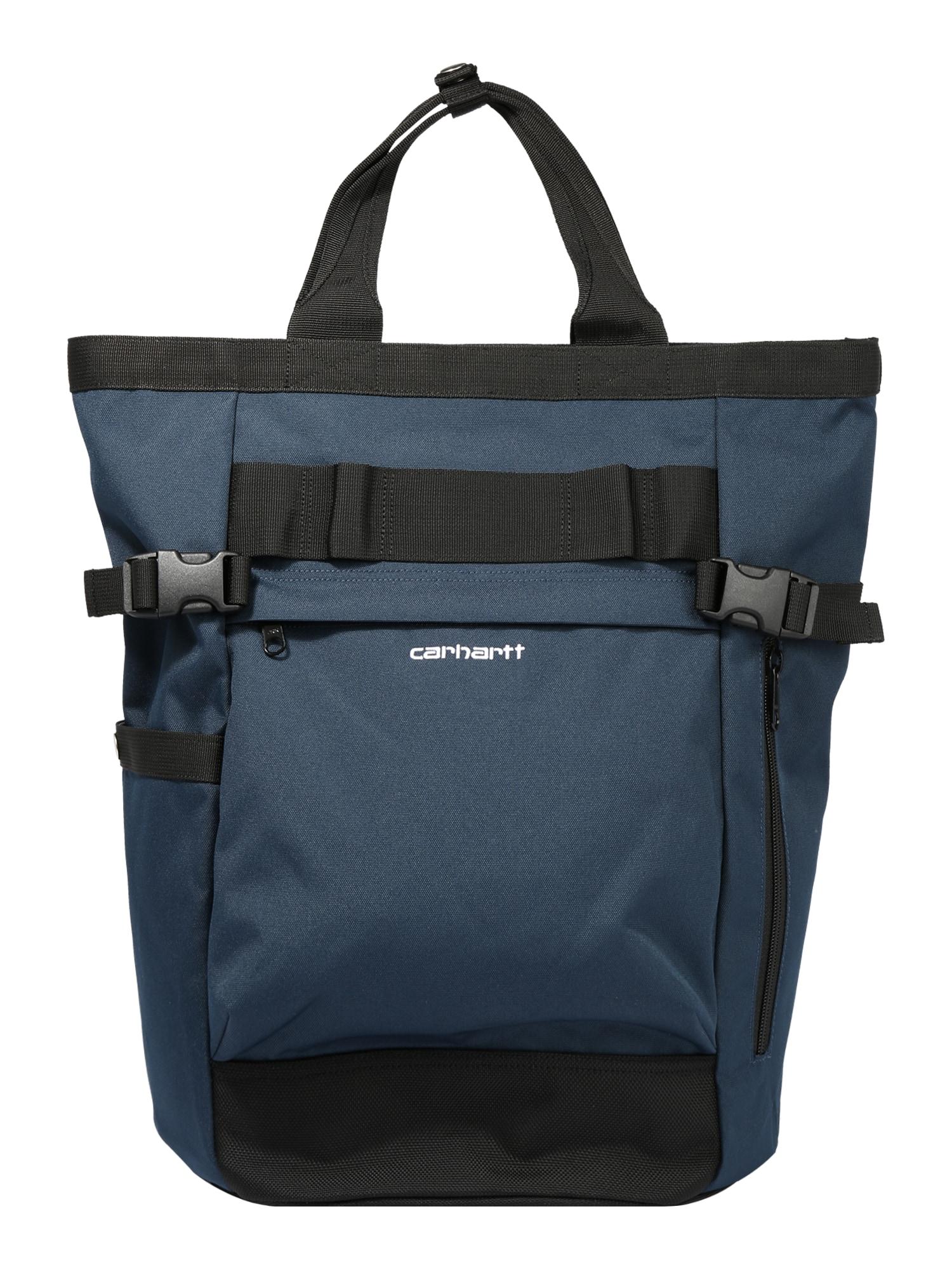 Carhartt WIP Batoh 'Payton'  bílá / černá / chladná modrá