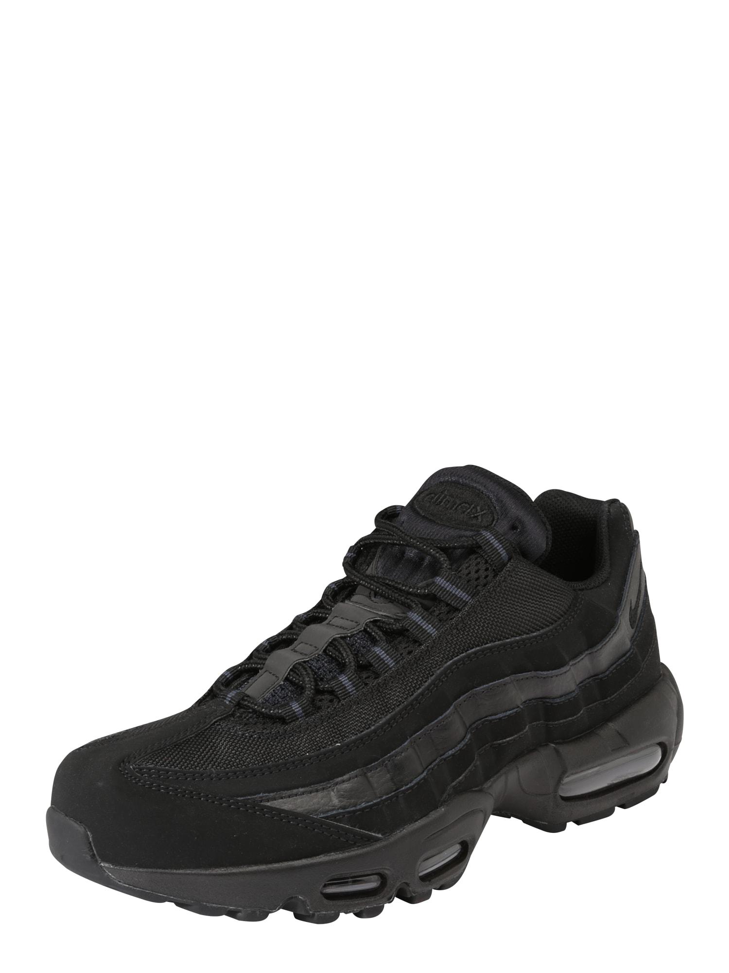 Nike Sportswear Nízke tenisky 'Air Max 95'  čierna / antracitová