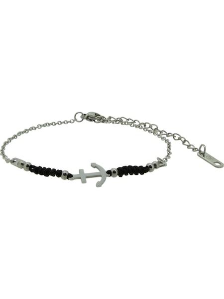 Armbaender - Armband › Hafen Klunker › schwarz silber  - Onlineshop ABOUT YOU