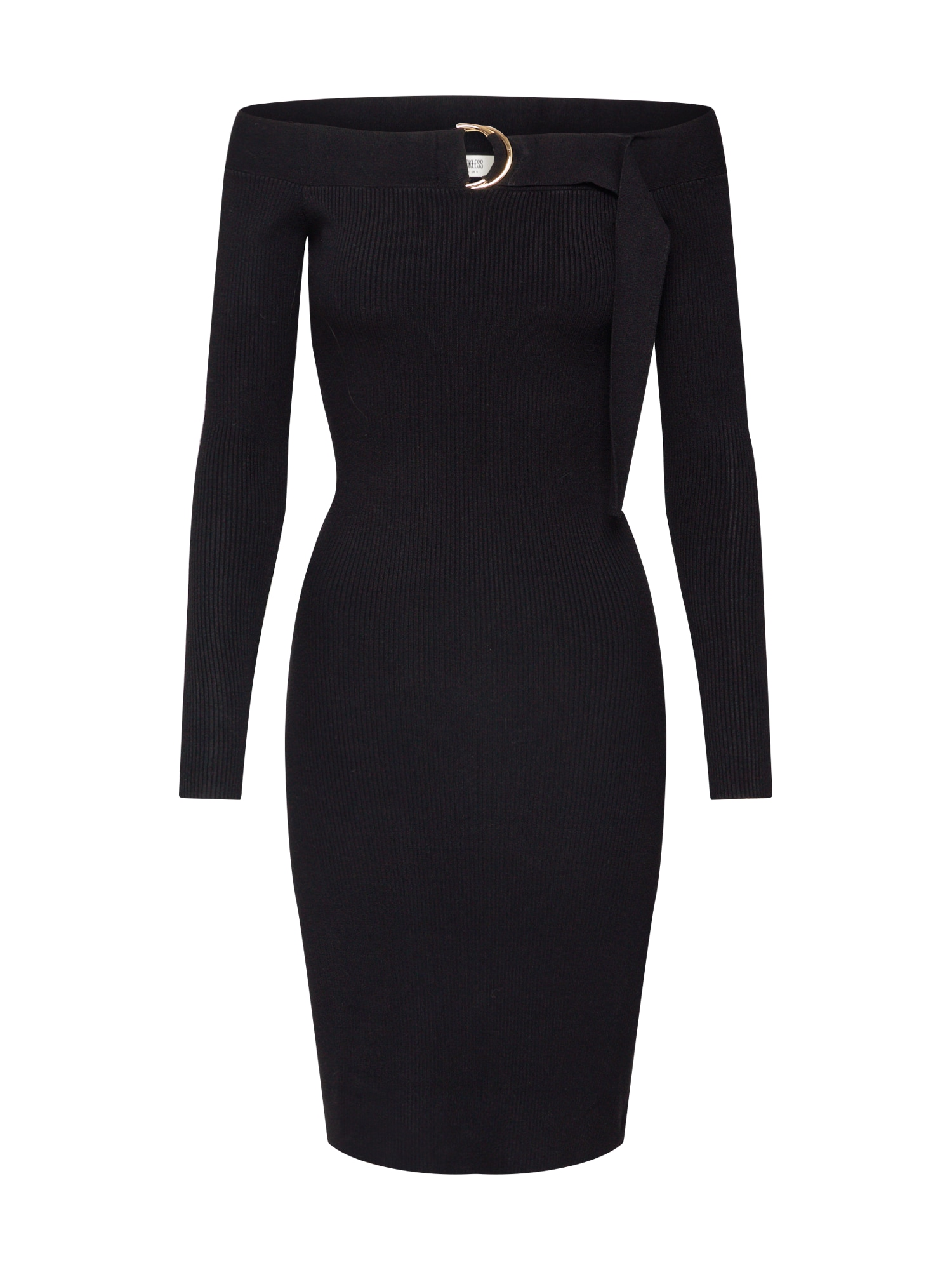 4th & Reckless Vakarinė suknelė 'PENELOPE' juoda