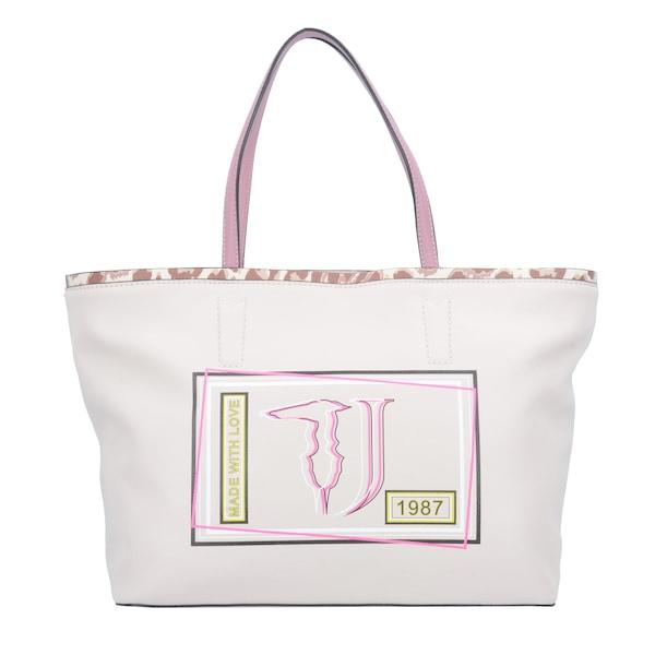 Shopper - Shopper 'Liquirizia' › Trussardi Jeans › beige gelb mauve pink  - Onlineshop ABOUT YOU