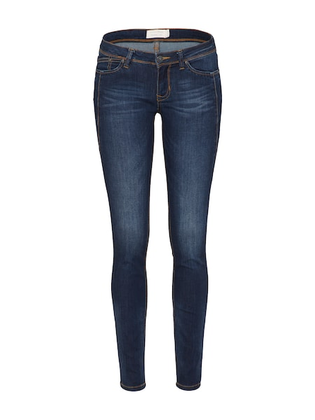 Hosen für Frauen - TOM TAILOR DENIM 'Jona' Jeans blue denim  - Onlineshop ABOUT YOU