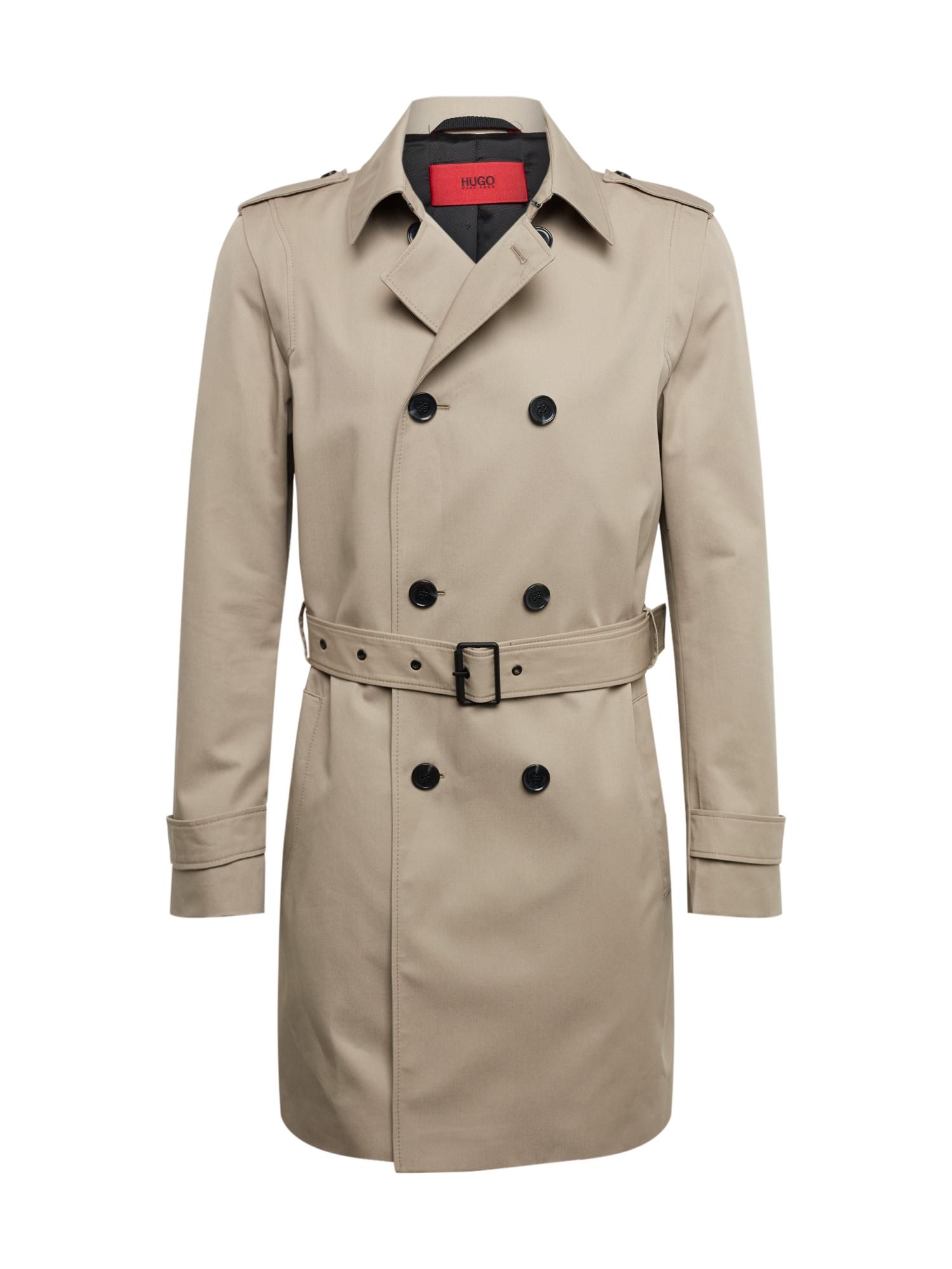 HUGO Rudeninis-žieminis paltas 'Marden2021' smėlio