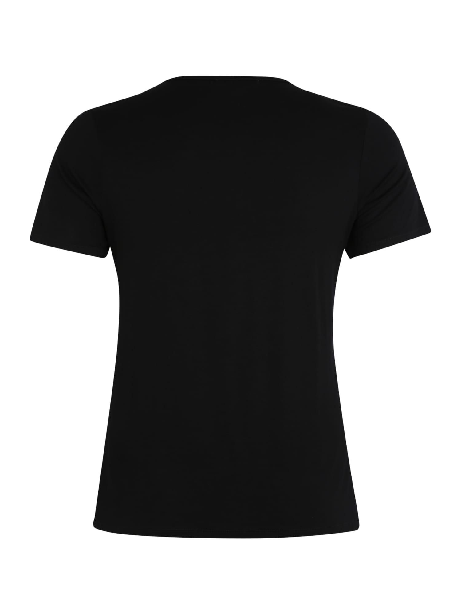 ABOUT YOU Curvy T-shirt 'Asta'  svart