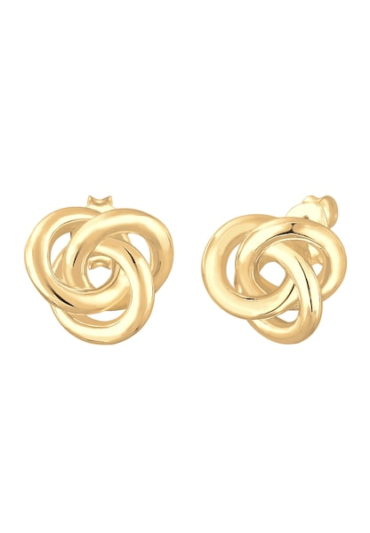 Ohrringe für Frauen - ELLI Ohrringe Knoten gold  - Onlineshop ABOUT YOU