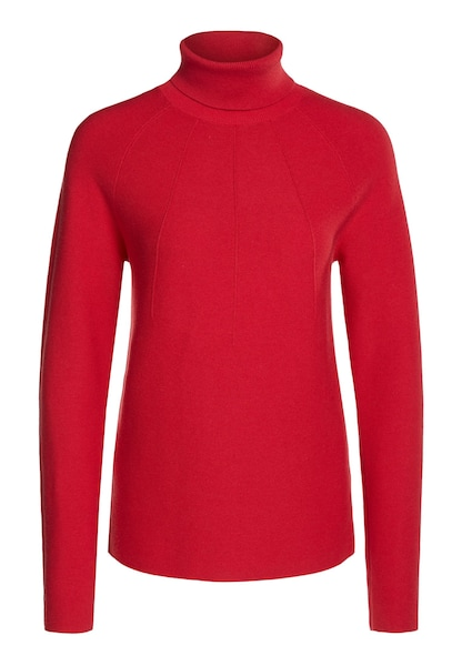 Oberteile - Pullover › Oui › rot  - Onlineshop ABOUT YOU