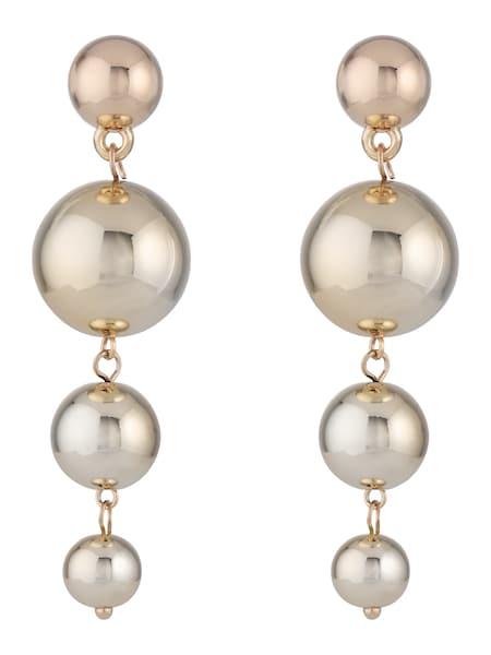 Ohrringe für Frauen - Sweet Deluxe Ohrringe 'Vendela' gold  - Onlineshop ABOUT YOU