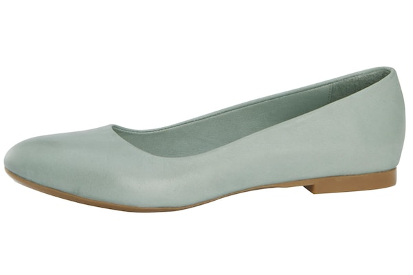 Ballerinas für Frauen - ANDREA CONTI Ballerina mint  - Onlineshop ABOUT YOU
