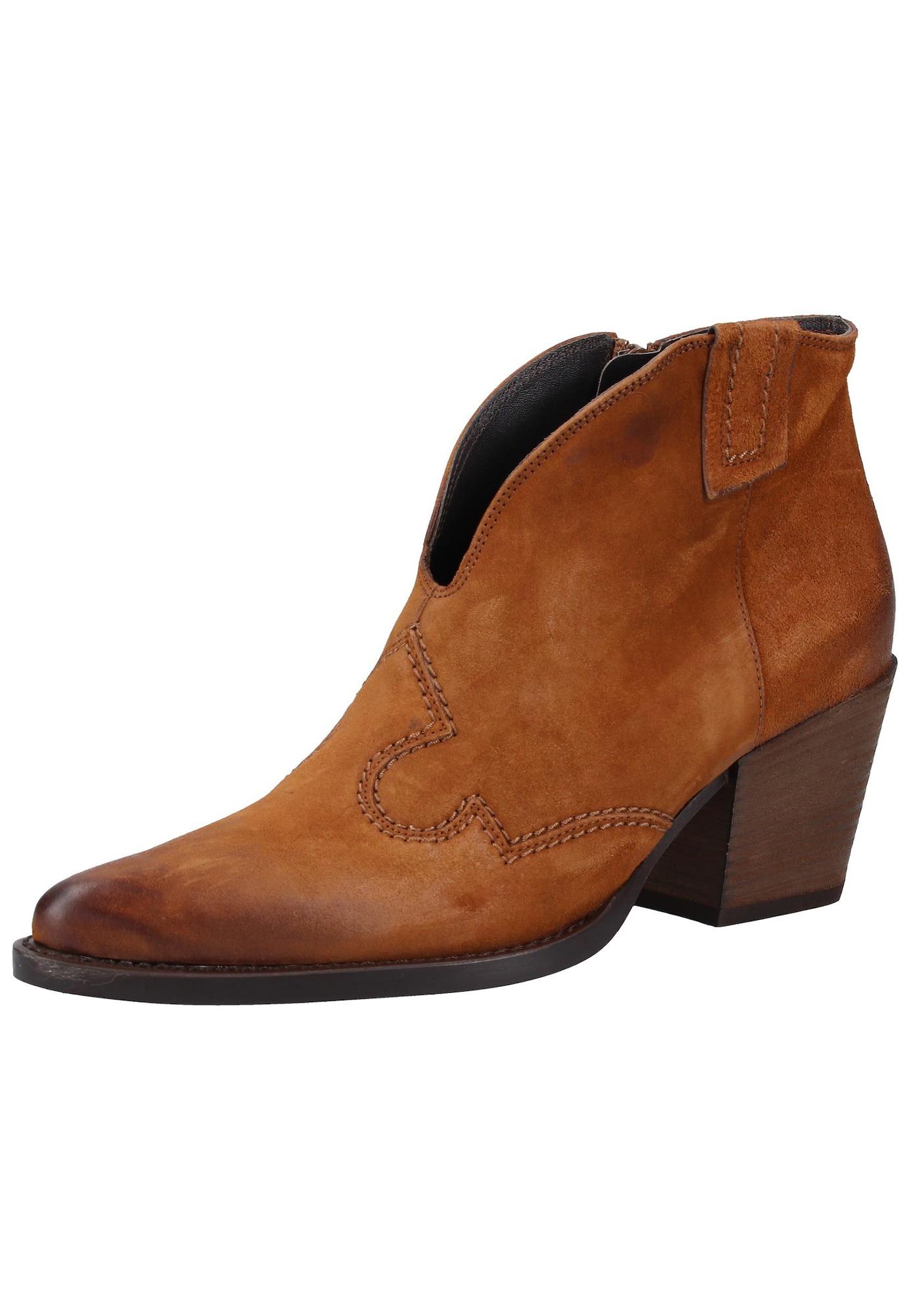 Paul Green Kulkšnis dengiantys batai ruda (konjako)