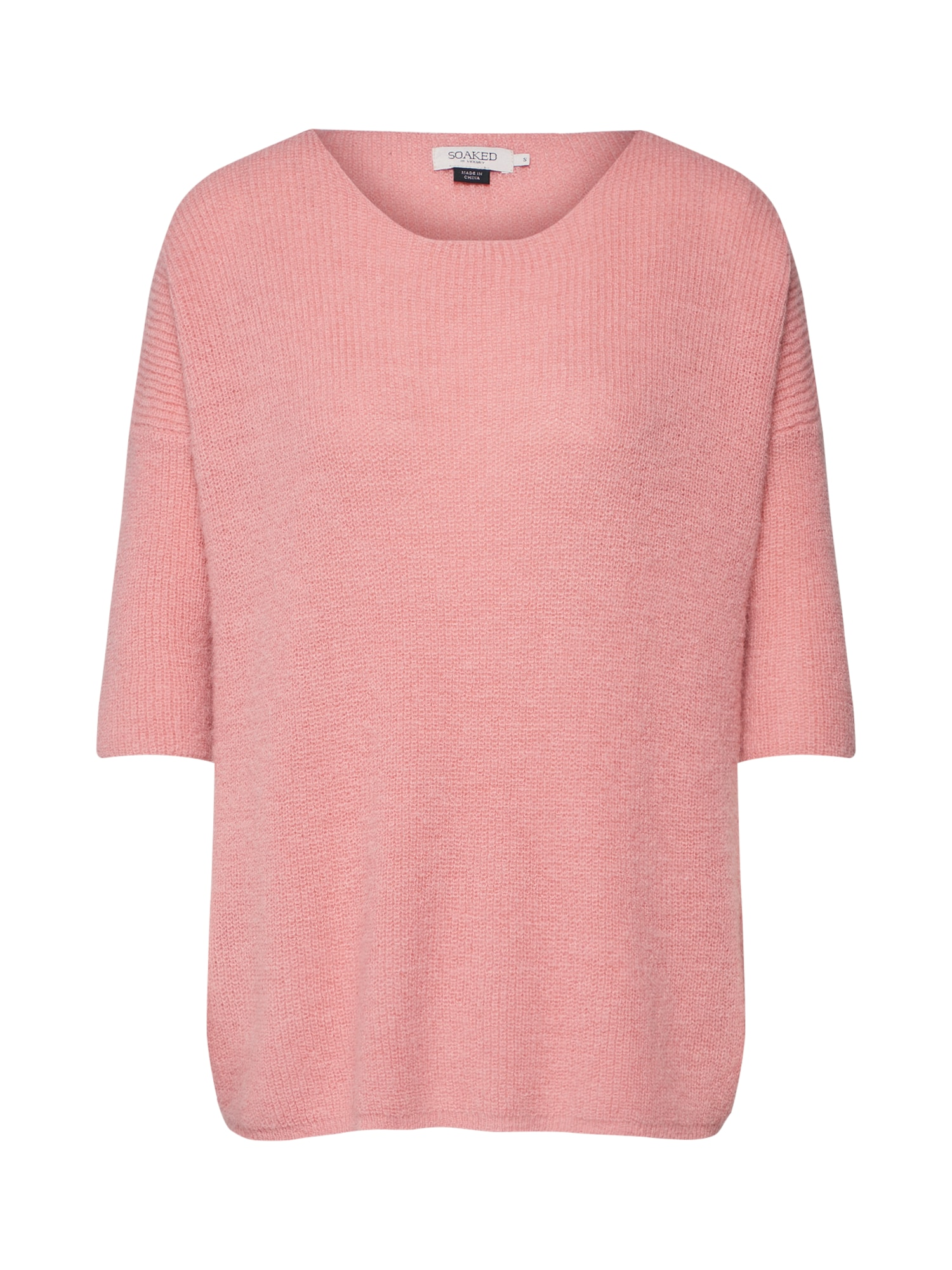 Svetr Tuesday Jumper SO 2019 Forever Irresistible pink SOAKED IN LUXURY