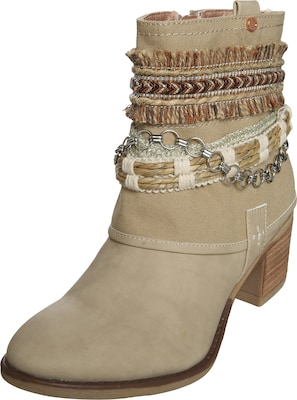 BULLBOXER Ankle Boots im Cowboy-Look