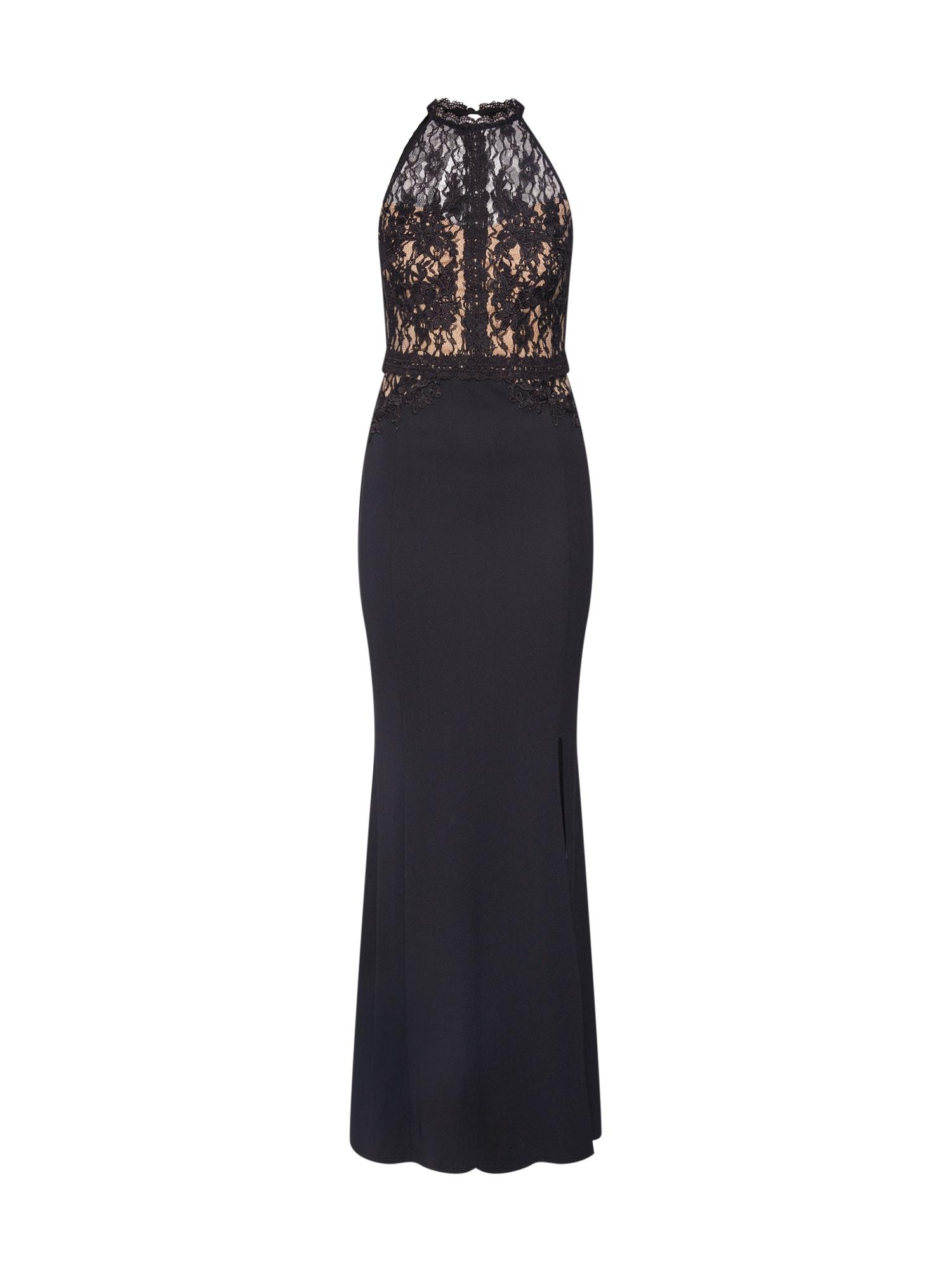 Lipsy Vakarinė suknelė juoda