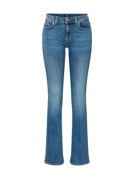 Hosen - Jeans 'BOOTCUT NOLITA' › 7 For All Mankind › hellblau  - Onlineshop ABOUT YOU