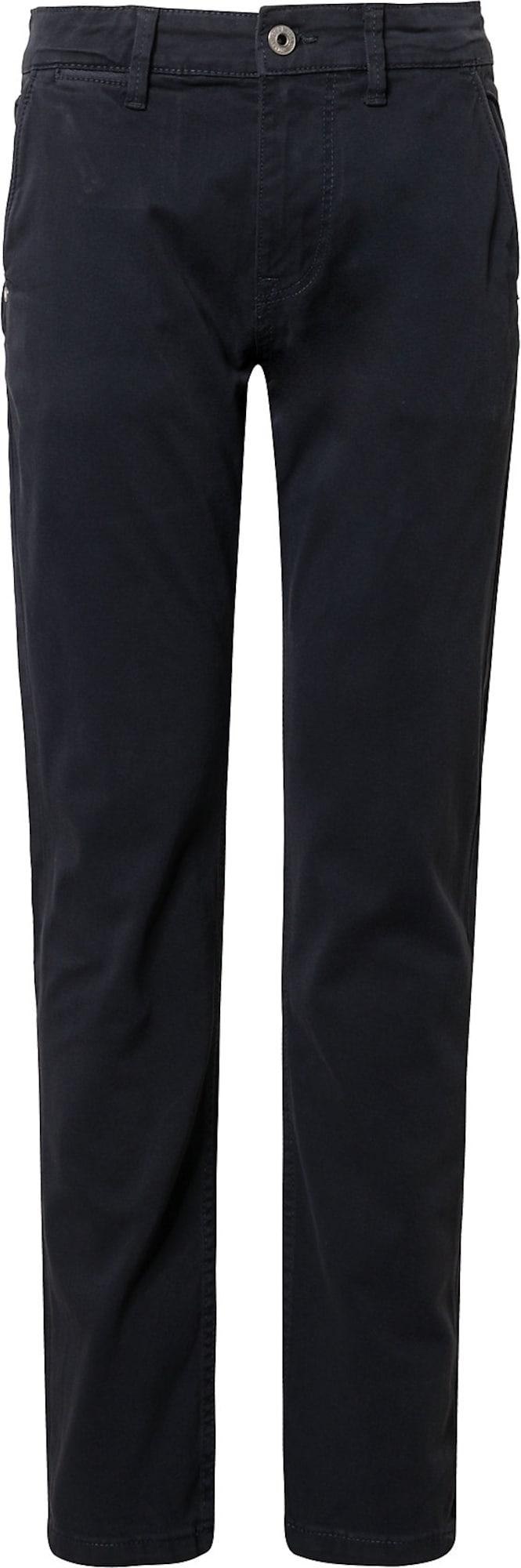 Pepe Jeans Kelnės 'GREENWICH' tamsiai mėlyna jūros spalva