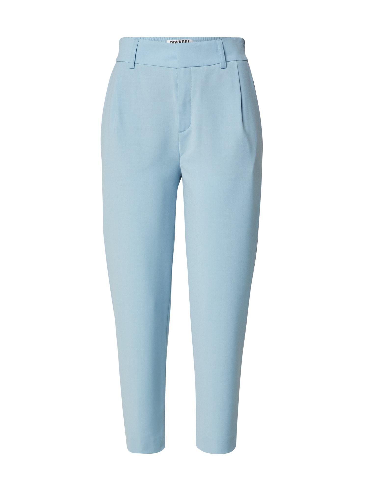 DRYKORN Chino stiliaus kelnės 'FIND' mėlyna