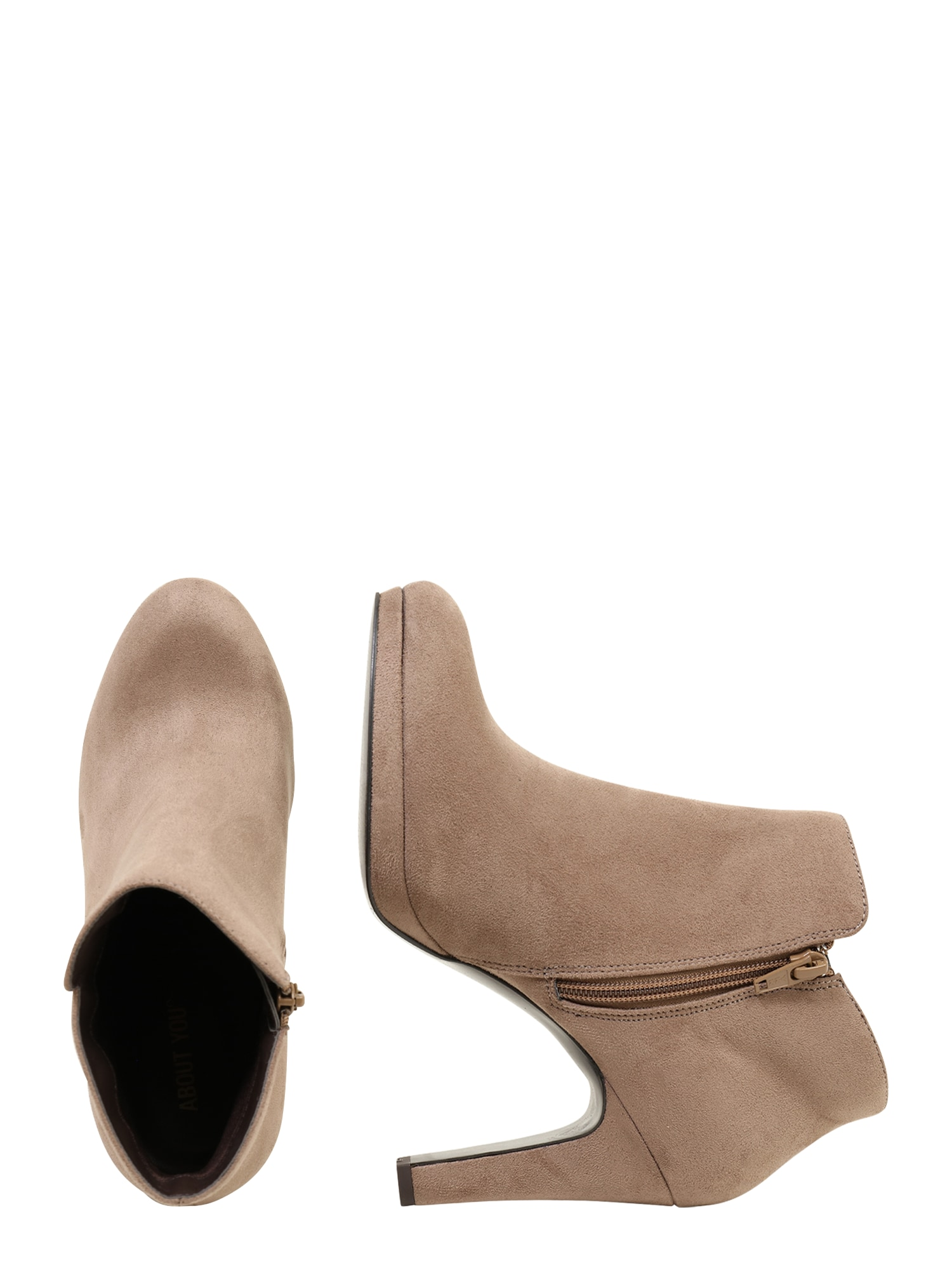 ABOUT YOU Ankelboots 'Adriana'  beige