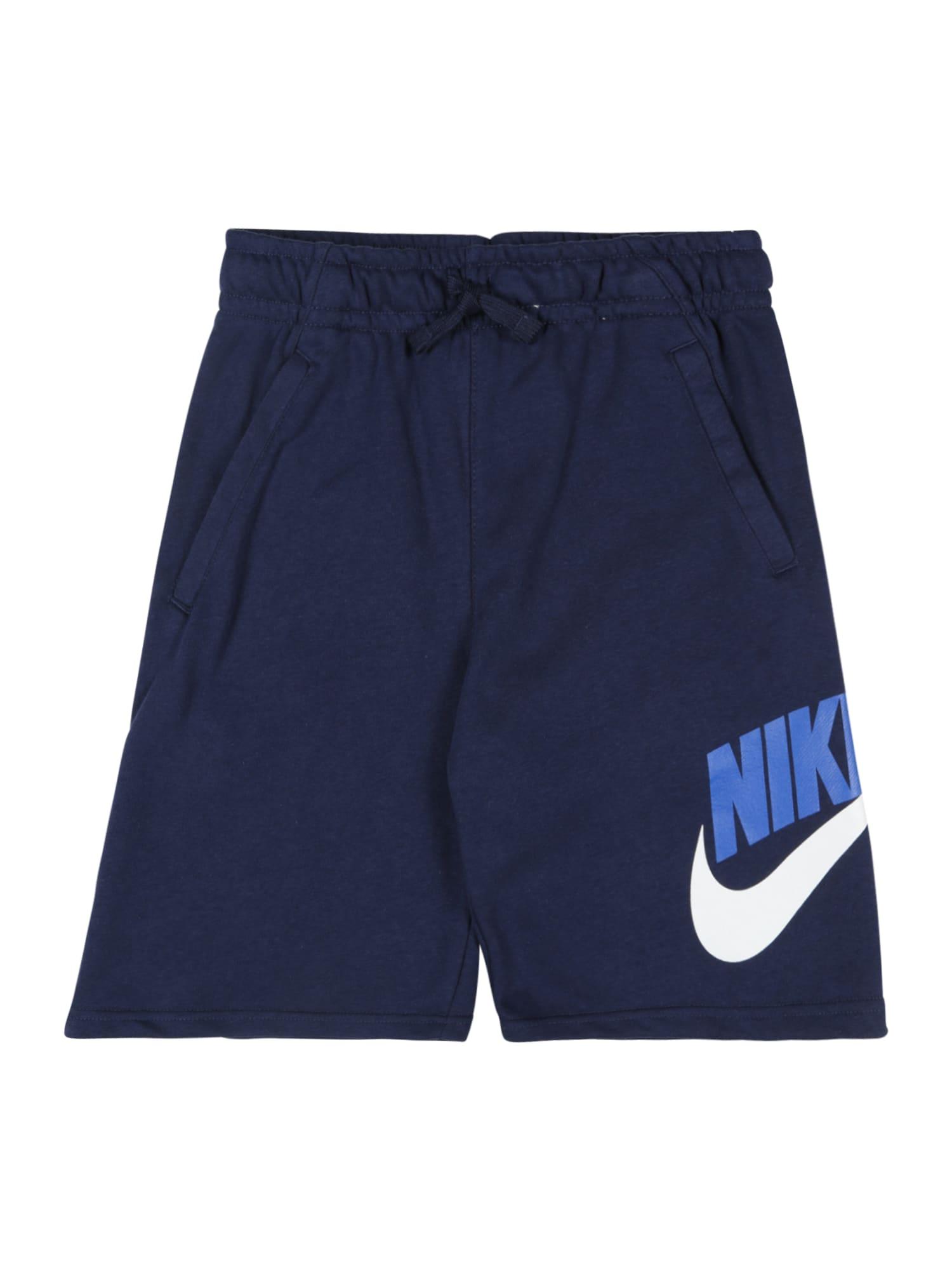 Nike Sportswear Kelnės nakties mėlyna