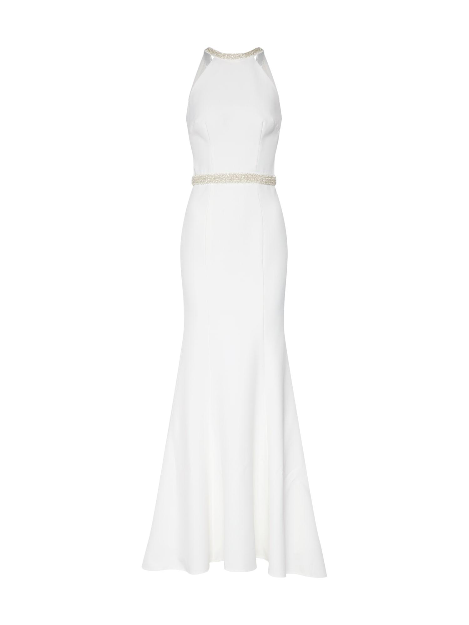 Společenské šaty Hannah bílá Chi Chi London