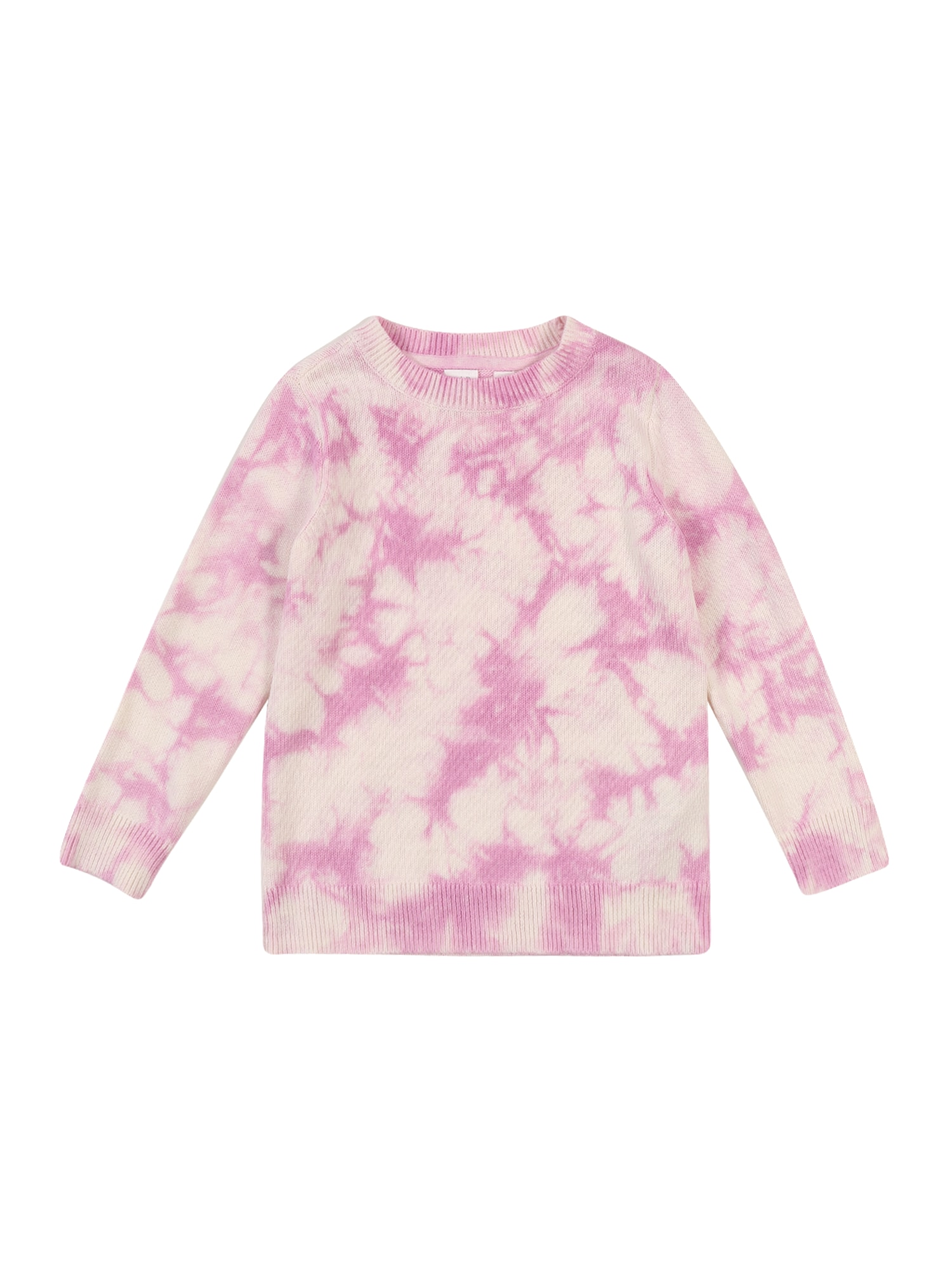 GAP Megztinis be užsegimo 'TIEDYE SWTR' rožinė
