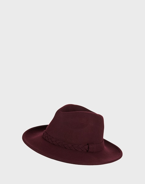 minimum Fedora aus Filz 'Chester'