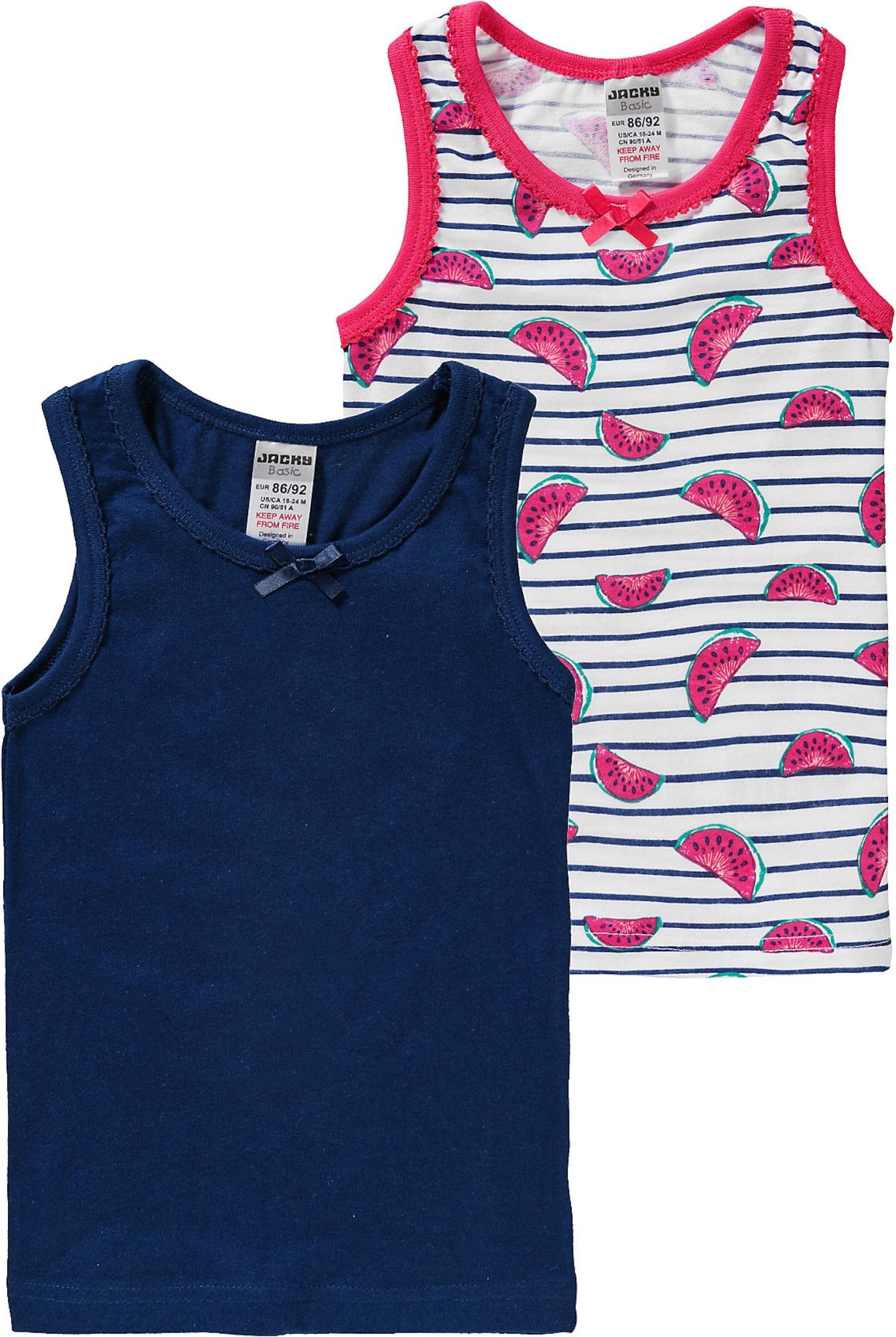 JACKY Apatiniai marškinėliai mišrios spalvos