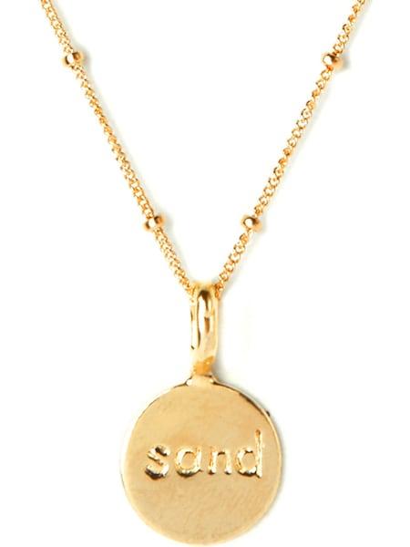 Ketten für Frauen - Koshikira Kette 'Sand' gold  - Onlineshop ABOUT YOU