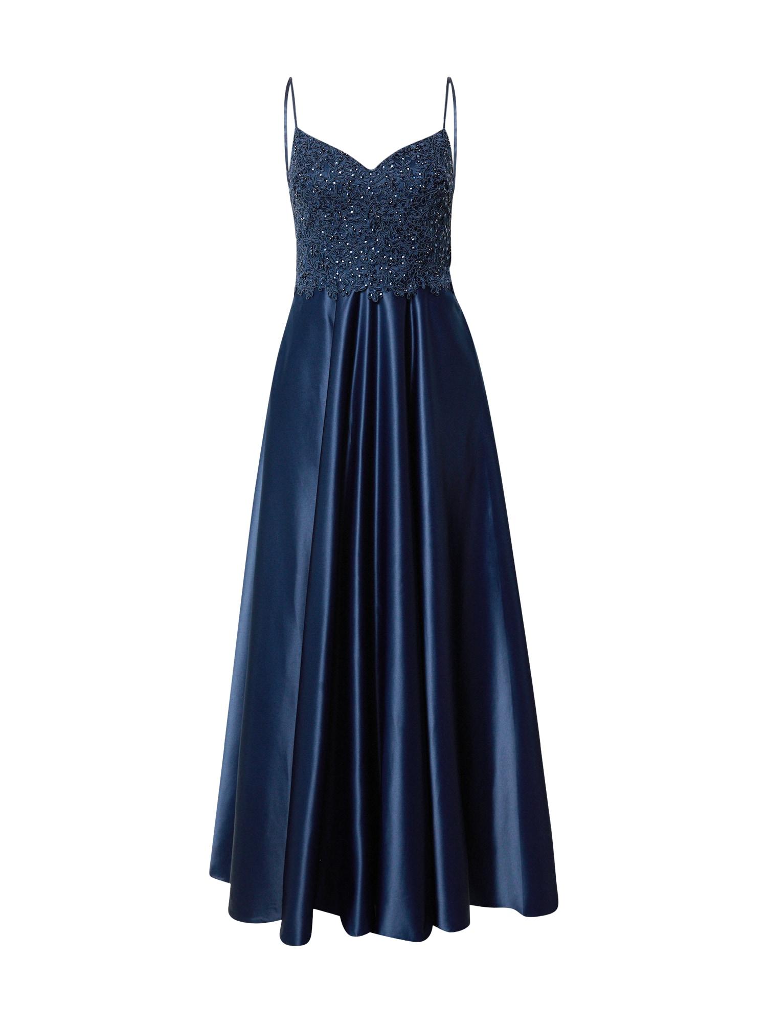 Unique Vakarinė suknelė nakties mėlyna