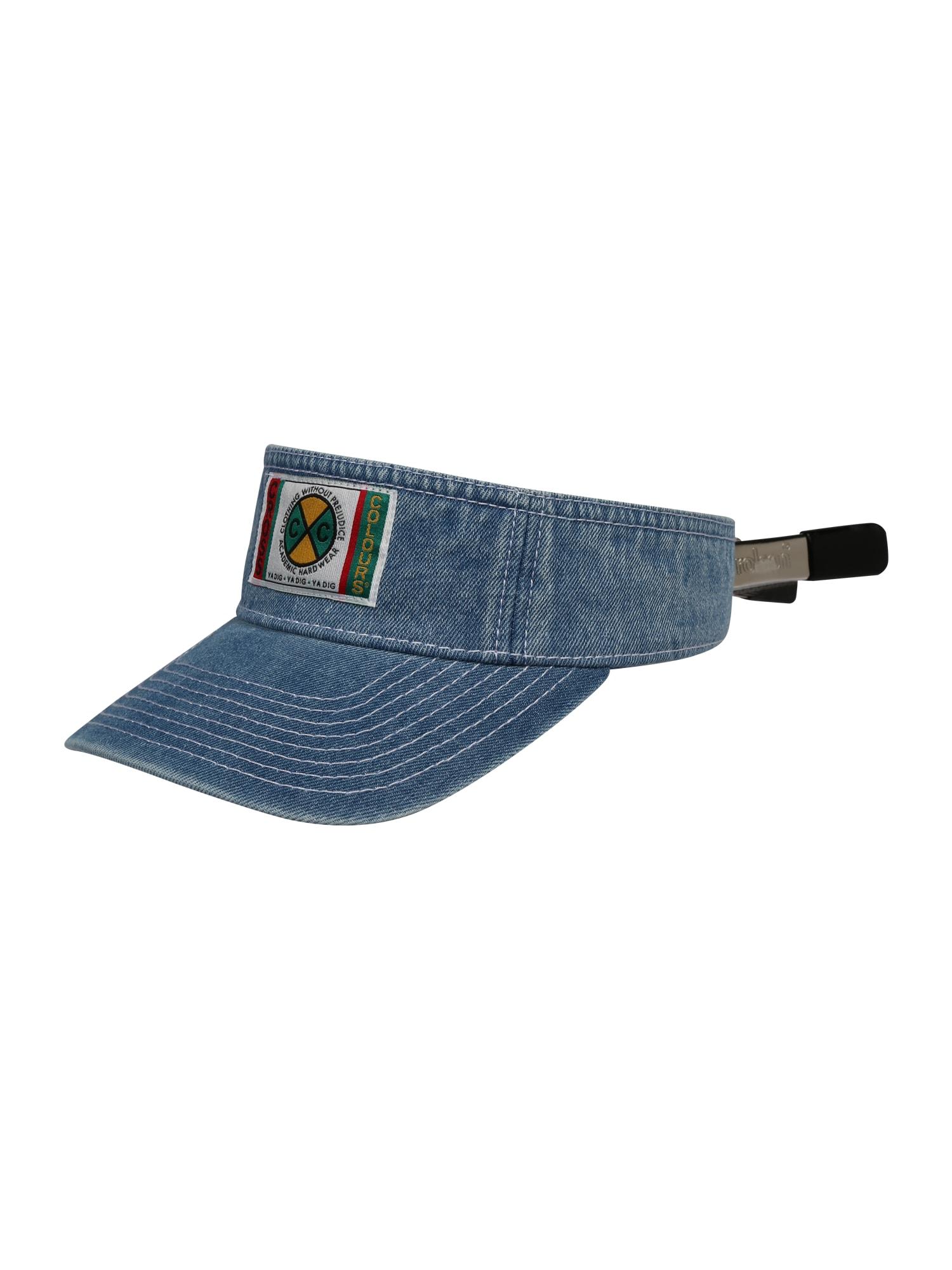 CROSS COLOURS Kepurė 'Vintage' tamsiai (džinso) mėlyna
