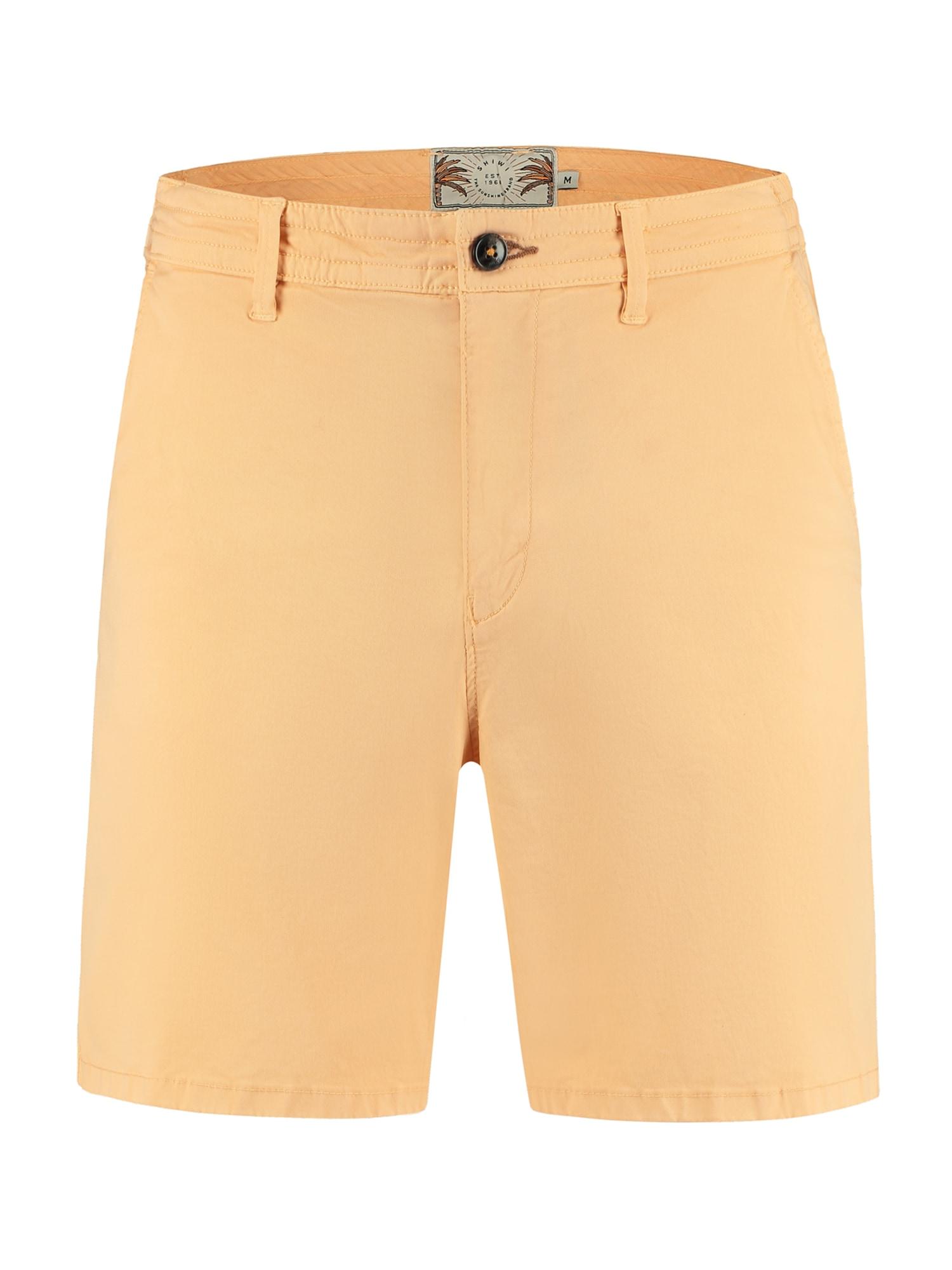 """Shiwi """"Chino"""" stiliaus kelnės 'Jack' oranžinė"""