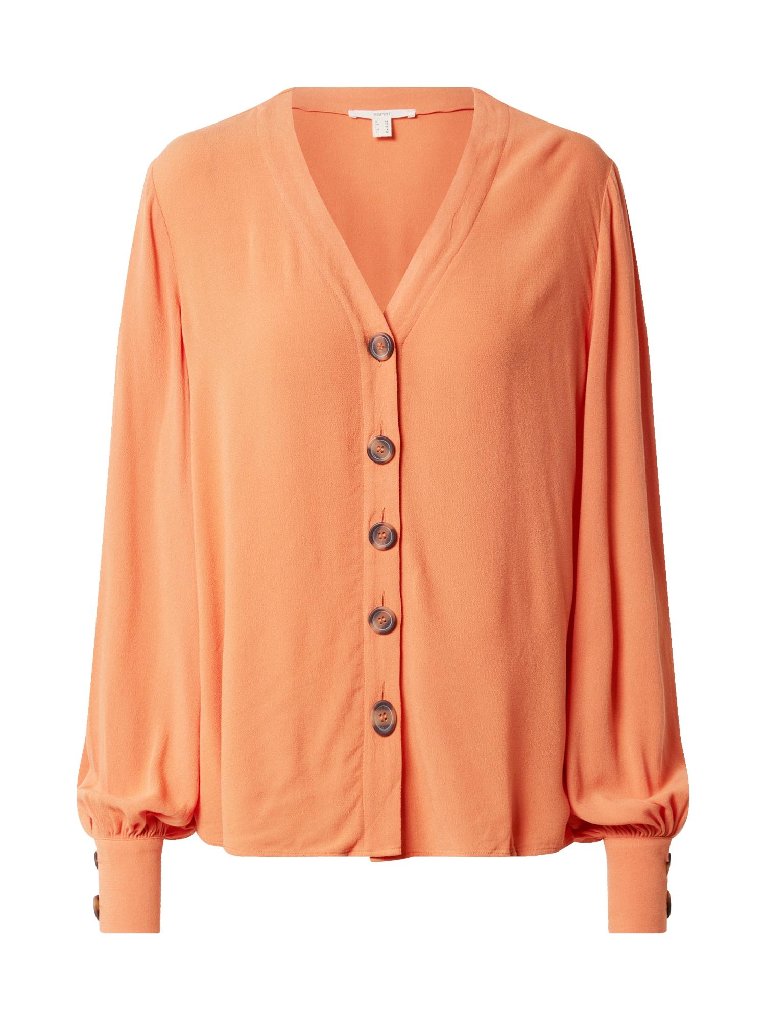 ESPRIT Palaidinė pastelinė oranžinė